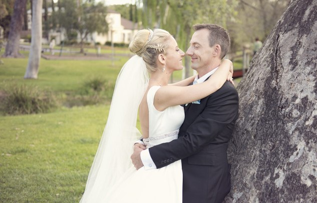 Mitcham Reserve Wedding