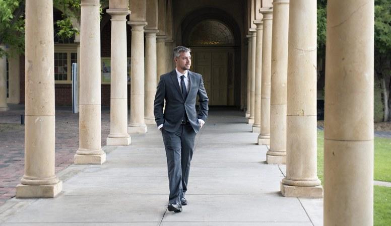Adelaide University engagement