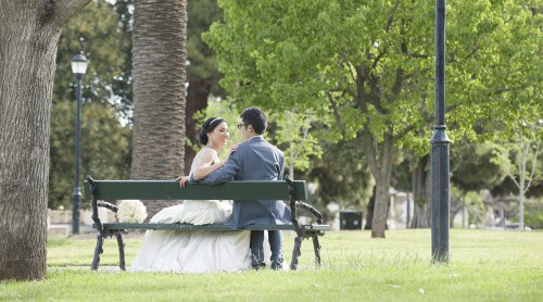 North Adelaide Wedding