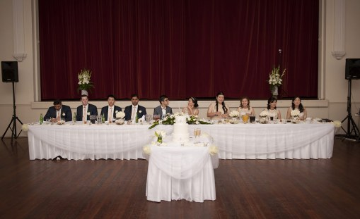 The Ballroom Kozak Bar wedding