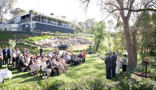 Inglewood Inn Wedding