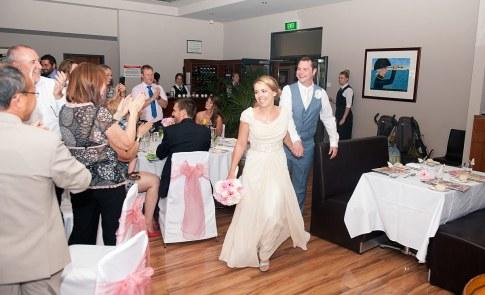 McCracken Country Club wedding