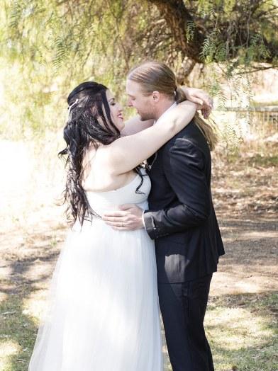 Leonards Mill wedding