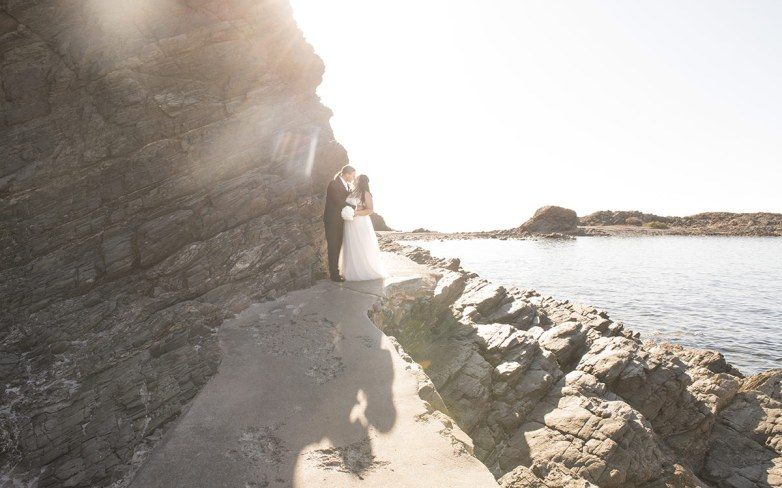 Second Valley wedding