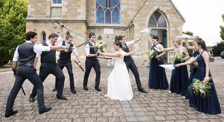 Wedding photo of the year 2015