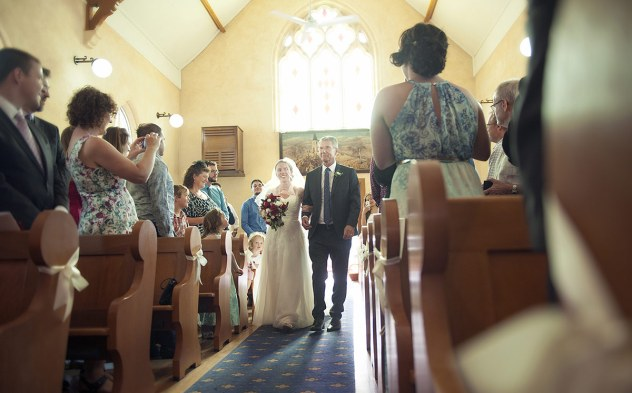 Trinity lutheran church wedding