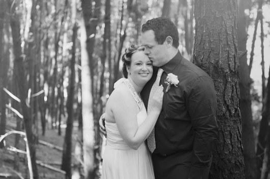 Kuitpo Forest wedding