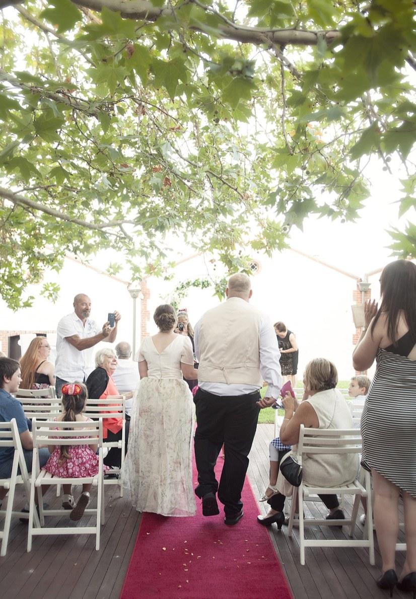 Saint Francis Winery Wedding