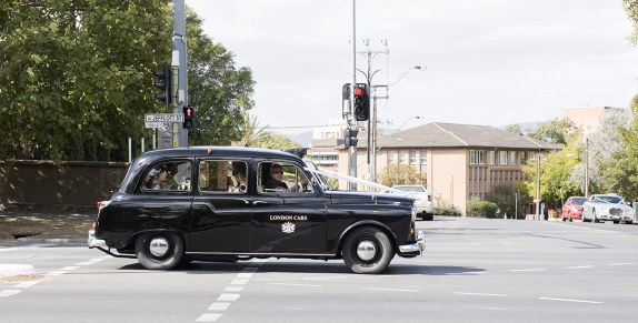 Adelaide taxi