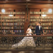 Mortlock Library Wedding Reception - Vivian & Rohan