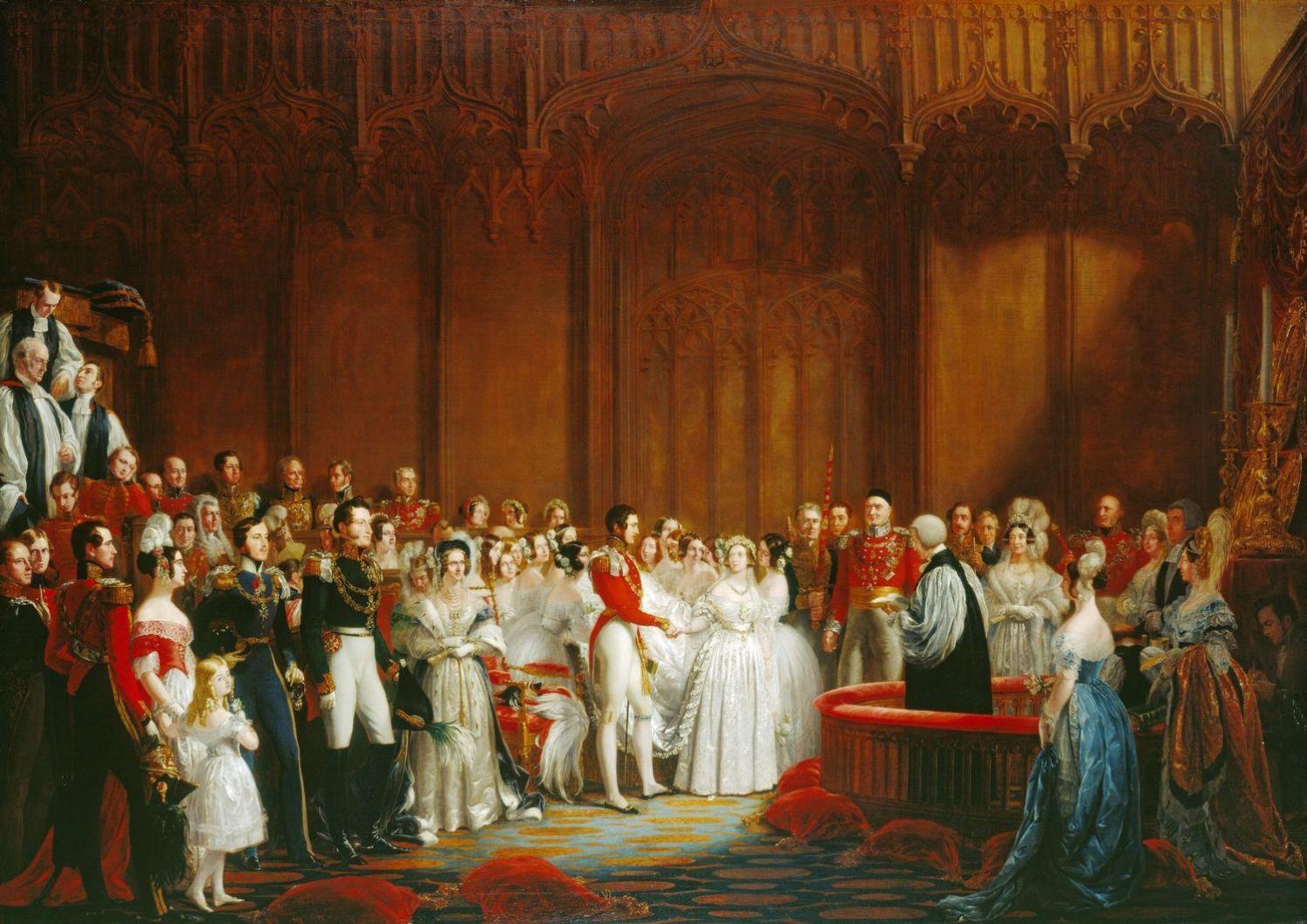 Victoria Albert Wedding