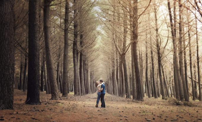 Kuitpo forest couple shoot