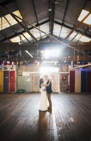 Dancing in the Royal SA Yacht Squadron boathouse