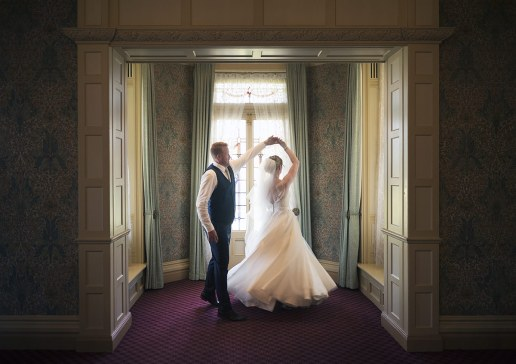 Auchendarroch House wedding