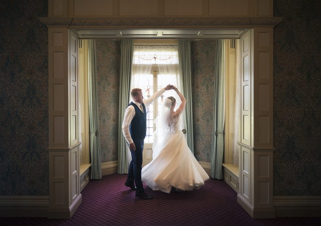 Auchendarroch House wedding