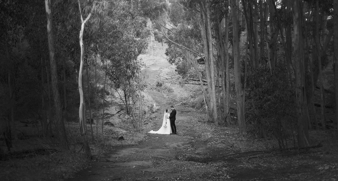 Belair National Park wedding