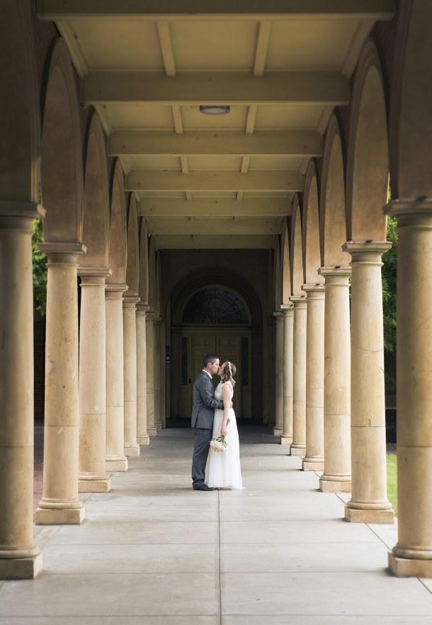 Adelaide University wedding