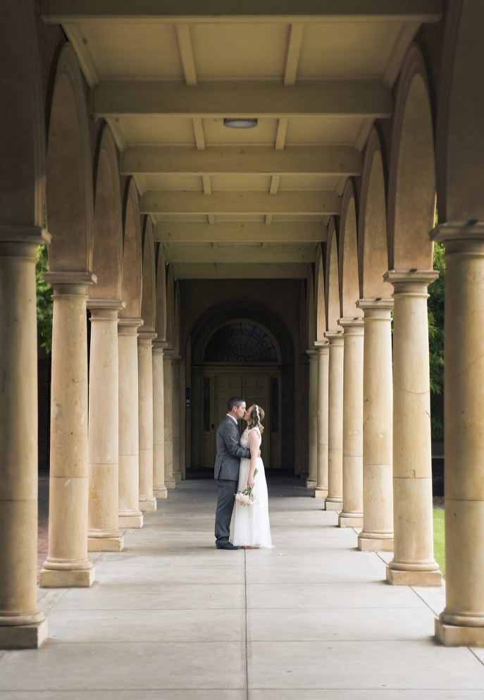 Adelaide University wedding
