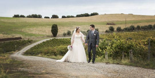 Coriole Winery Wedding