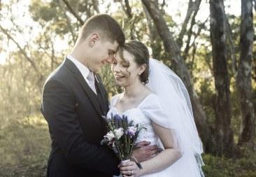 Sturt Gorge Recreation Park Wedding