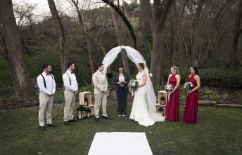 InglewoodInn Wedding Ceremony