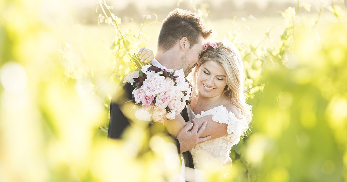 Coriole Vineyard Wedding - Alex & Jason