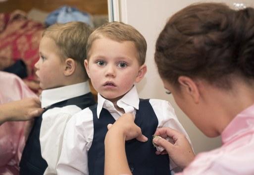 Little one's tie