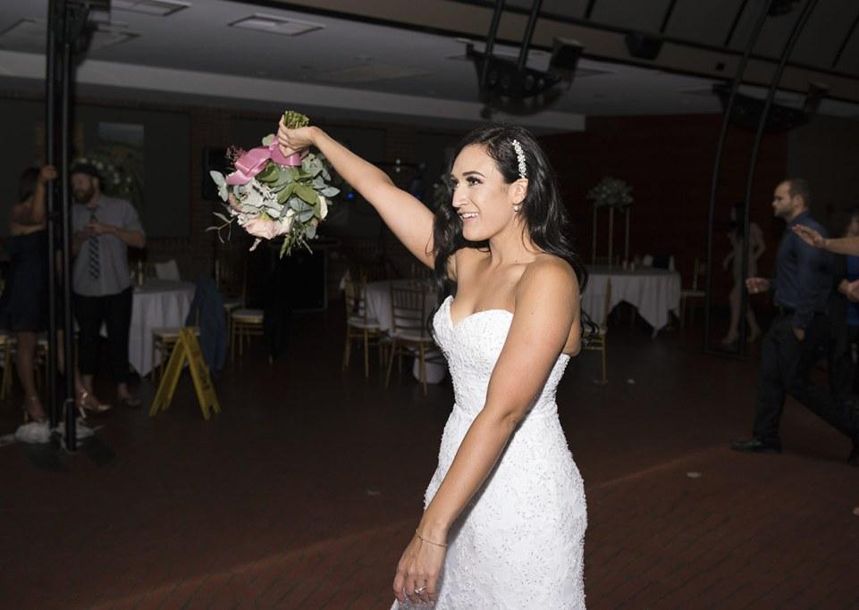 Bridal Toss