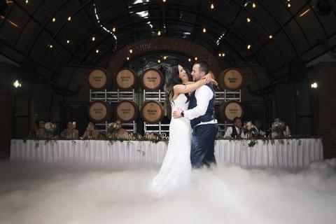 Serafinos Wedding First Dance