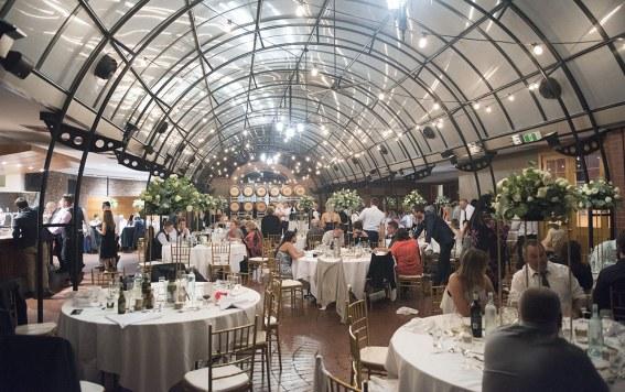 Serafinos Wedding Reception