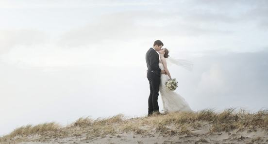 On the sand dunes
