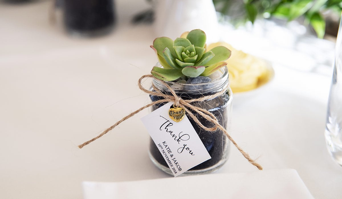 Guest gift