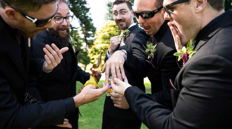 Wedding ring!