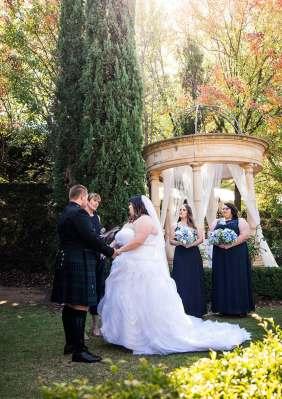 Silvestris of clarendon wedding
