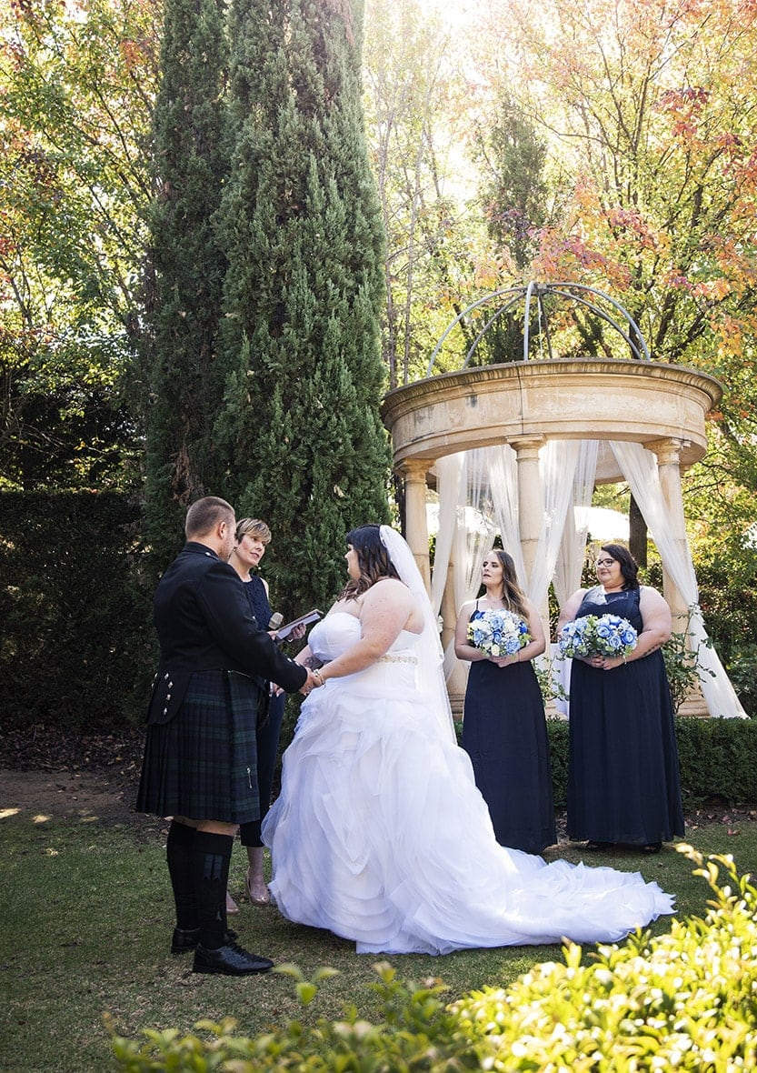 Silvestris of clarendon wedding