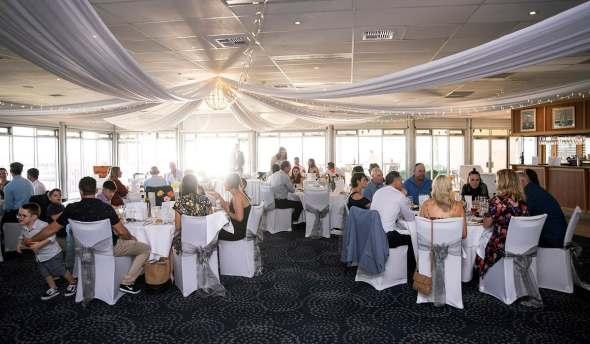 Inside the Adelaide Sailing Club