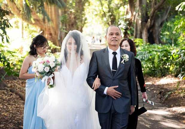 Bridal approach
