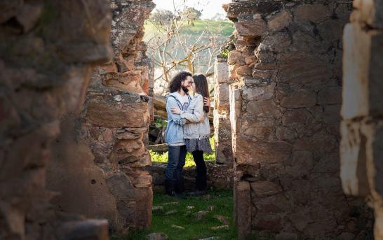 Amongst the ruins