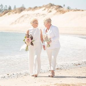 Adelaide Sailing Club Wedding - Andrea Gerry