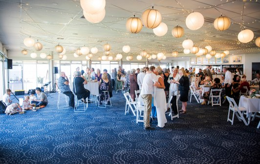 Adelaide Sailing Club Wedding Reception