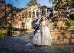 The Manor Basket range Wedding Photo