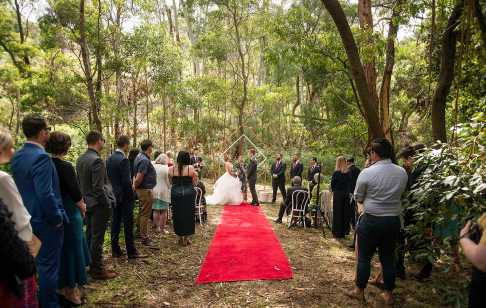 Idyll & Co Wedding Ceremony