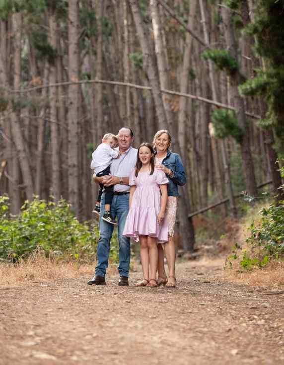 Family Photography Kuitpo Forest