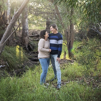 Little Para Linear Park Couples Shoot