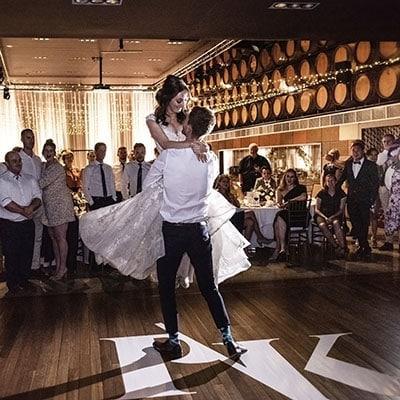National Wine Center Wedding