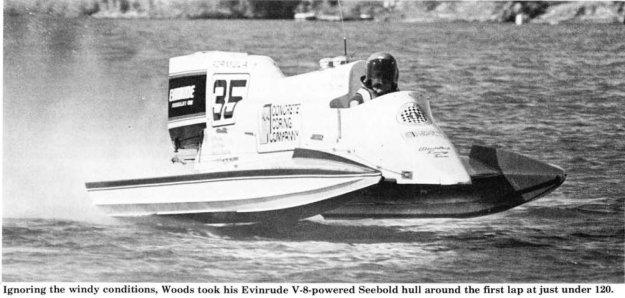 BW Seebold Evinrude V8