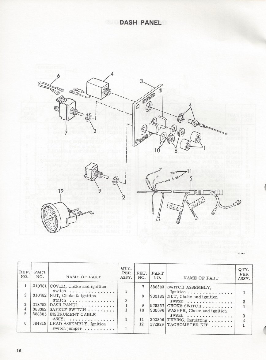 Johnson 850cc Race Engine Info And Complete Parts