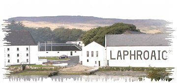 Distillerie Laphroaig , Islay