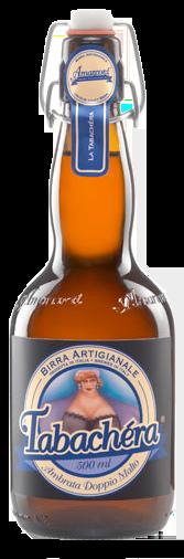 Tabachera Birra Artigianale Ambrata Doppio Malto di Amarcord