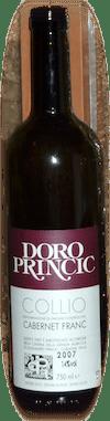 Doro Princic Cabernet Franc Collio DOC 2007